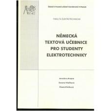 Německá textová učebnice pro studenty elektrotechniky