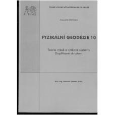 Fyzikální geodézie 10-Teorie výšek,doplňkové skriptum