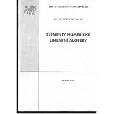 Elementy numerické lineární algebry