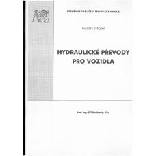 Hydraulické převody pro vozidla