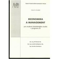 Ekonomika a management pro studenty bakalářského studia v programu SI