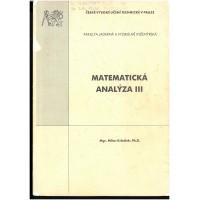 Matematická analýza III