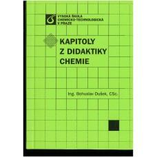 Kapitoly z didaktiky chemie