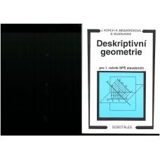 Deskriptivní geometrie pro 1.ročník SPŠ stavební