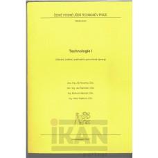 Technologie 1 (Slévání, tváření, svařování, povrchové úpravy)