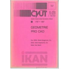 Geometrie pro CAD