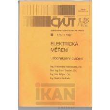 Elektrická měření - Laboratorní cvičení