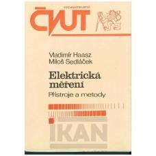 Elektrická měření - Přístroje a metody