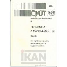 Ekonomika a management 10 č.2