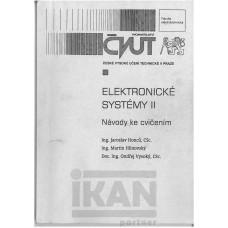 Elekronické systémy II - návody ke cvičením