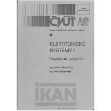 Elektronické systémy I. - návody ke cvičení