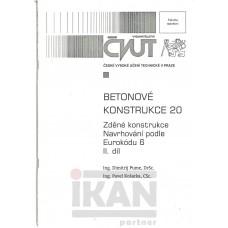 Betonové konstrukce 20-zděné konstrukce navrhování podle eurokodu 6