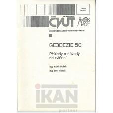 Geodézie 50-vyrovnání účelových geodetických sítí v e2 a v e3