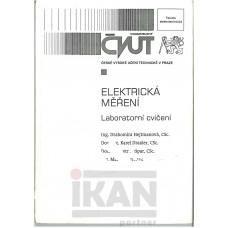 Elektrická měření-lab. cvičení