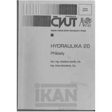 Hydraulika 20-příklady
