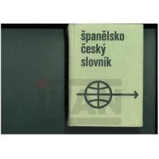 Španělsko - český slovník