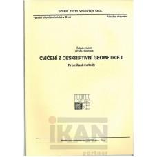 Cvičení z deskriptivní geometrie II - Promítací metody