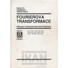 Fourierova transformace. Příklady z infračervené spektroskopie