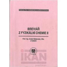 Breviář z fyzikální chemie II