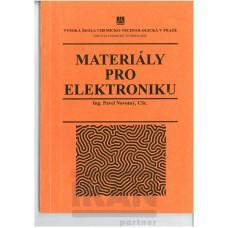 Materiály pro elektroniku