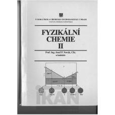 Fyzikální chemie II