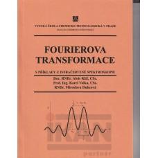Fourierova transformace: příklady z infračervené spektroskopie