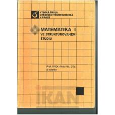 Matematika I ve strukturovaném studiu