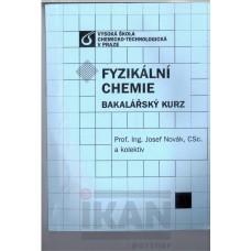 Fyzikální chemie: bakalářský kurz