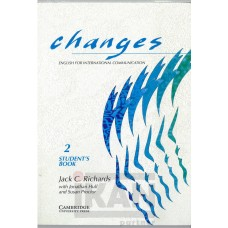 Changes student book 2
