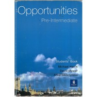 Opportunities - Pre-Intermediate - Studens Book