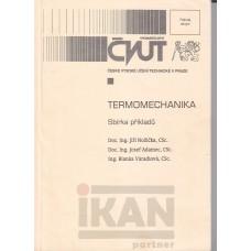 Termomechanika-Sbírka příkladů