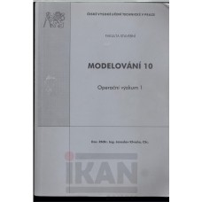 Modelování 10. Operační výzkum 1