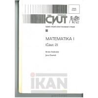 Matematika I-část 2
