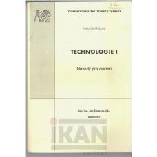 Technologie 1 - návody pro cvičení