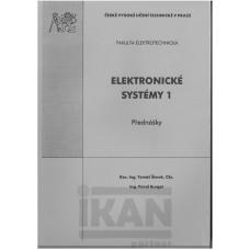 Elektronické systémy 1 - Přednášky