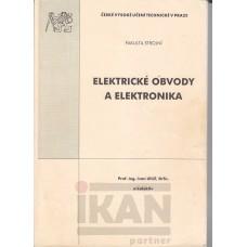 Elektrické obvody a elektronika,