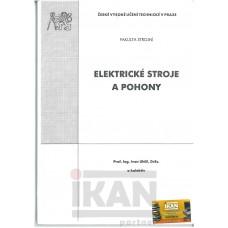 Elektrické stroje a pohony..