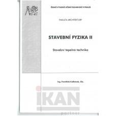 Stavební fyzika II-stavební tepel.tech.