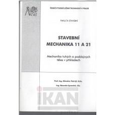 Stavební mechanika 11 a 21