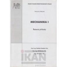 Mechanika I. Řešené příklady