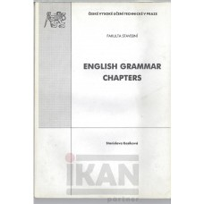 English grammar chapters