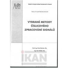 Vybrané metody číslicového zpracování signálů