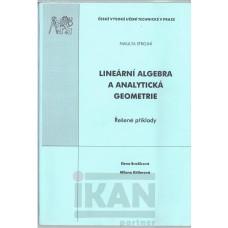 Lineární algebra a analytická geometrie. Řešené příklady