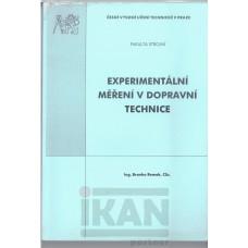 Experimentální měření v dopravní technice