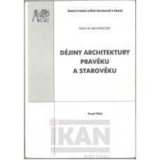 Dějiny architektury pravěku a starověku