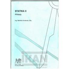 Statika II - Příklady