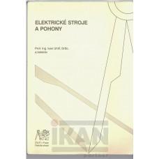Elektrické stroje a pohony .