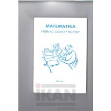 Matematika přijímací zkoušky na ČVUT