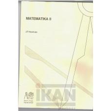 Matematika II .