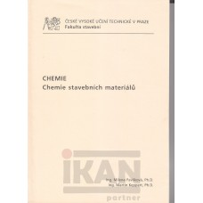 CHEMIE. Chemie stavebních materiálů
